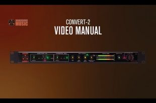 08 310x205 - Dangerous Music Wandler-Serie : CONVERT 2 & 8 lieferbar