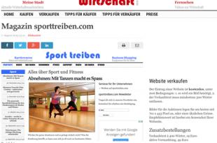 Website verkaufen 310x205 - Marktplatz: Website kaufen und verkaufen