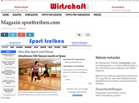 Website verkaufen 445x330 - Marktplatz: Website kaufen und verkaufen