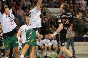 Handball-Bundesliga: HC Erlangen übernimmt Tabellenspitze nach Sieg gegen Minden