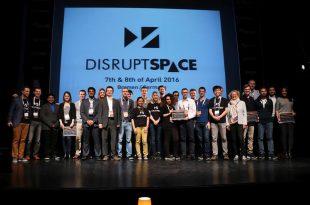 Disrupt Space Summit startet erfolgreich den kommerziellen Raumfahrtsektor in Europa