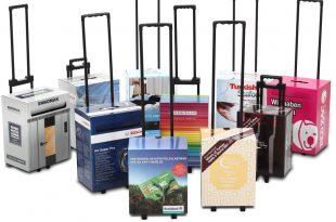 Messe-Trolley EXPOBOX jetzt exklusiv bei Markenraum