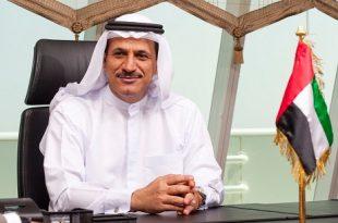 """Wirtschaftsminister der Vereinigten Arabischen Emirate (VAE) Al Mansoori auf der Hannover Messe: """"Industrieller Sektor ist treibende Kraft"""""""