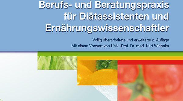 289331 600x330 - Buchneuerscheinung für Diätassistenten und Ernährungswissenschaftler