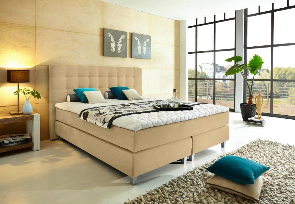 boxspringbett welcon rockstar mit 1000 federn kaufen pressemitteilungen aussenden. Black Bedroom Furniture Sets. Home Design Ideas