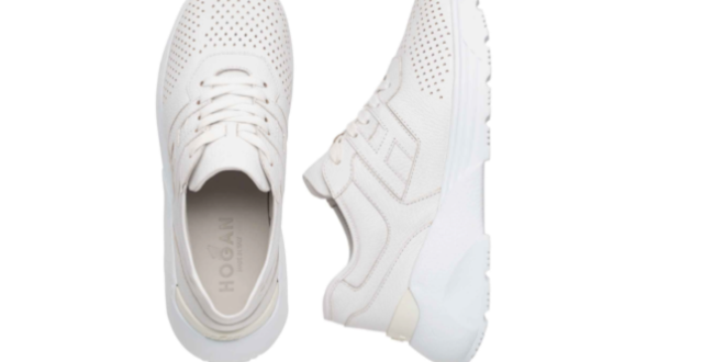 Hogan Sneakers 660x330 - Die Herren Sneaker Trendsetter 2019