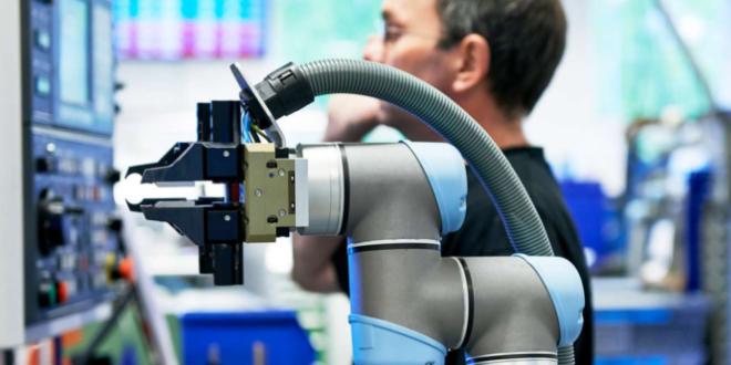 kollaborierende Roboter 660x330 - Die Robotik ebnet den Weg für die Industrie 4.0