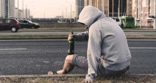 Viel Alkoholkonsum verändert das Gehirn
