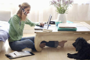 Home Office – von zu Hause aus arbeiten
